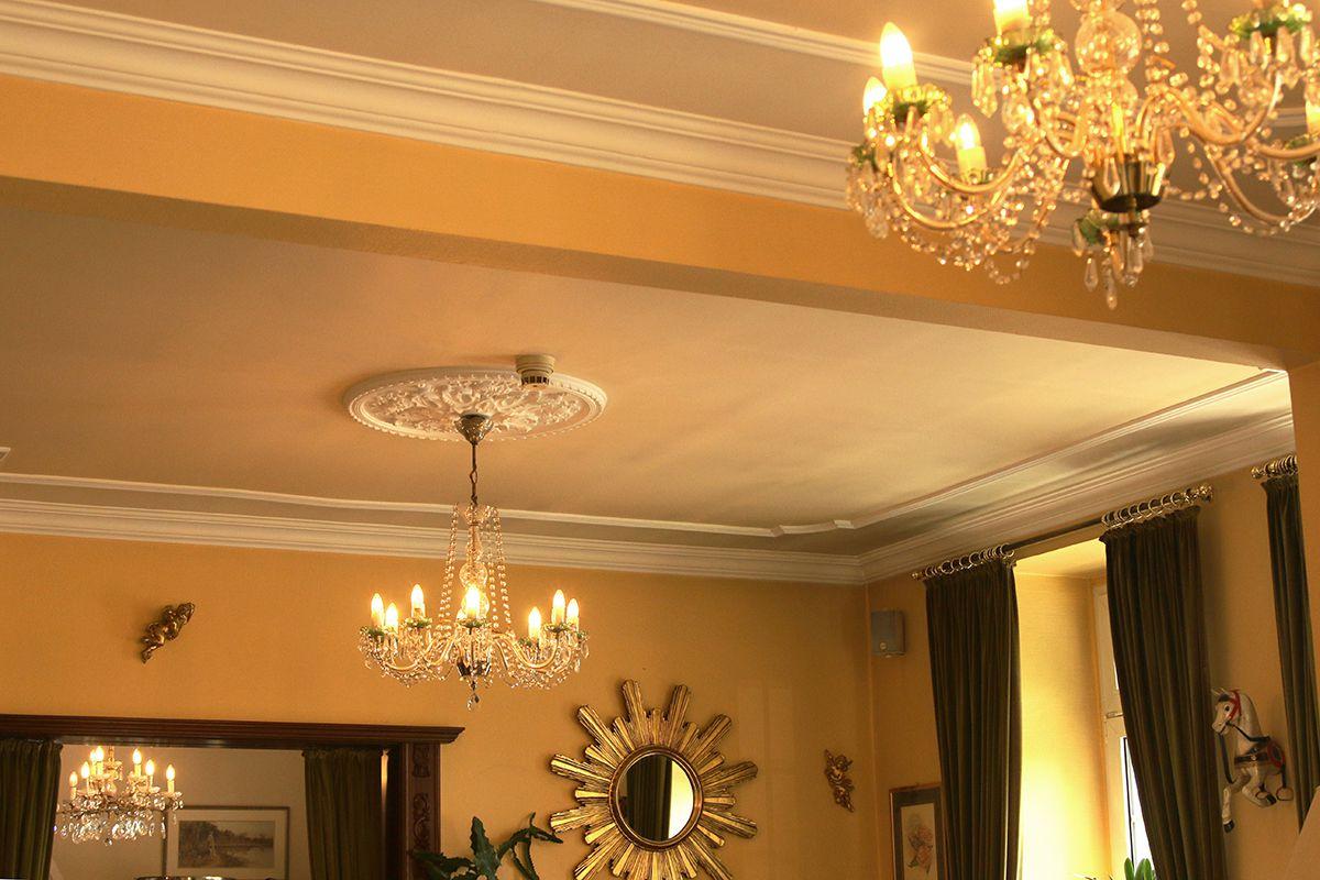 Das richtige Farbkonzept für jeden Raum - Ausbau | Sanierung | Stuck ...